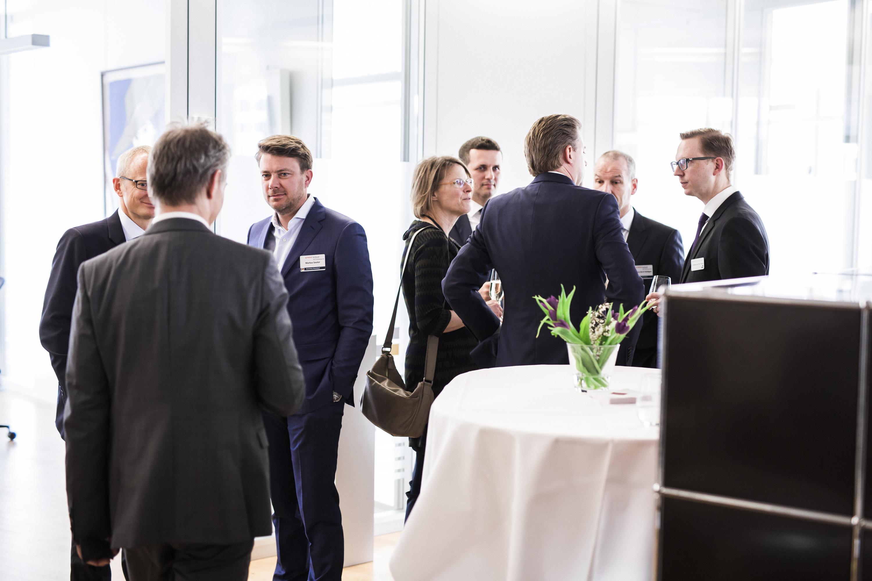Get together WIRAS Verbundsitzung 1. April 2019