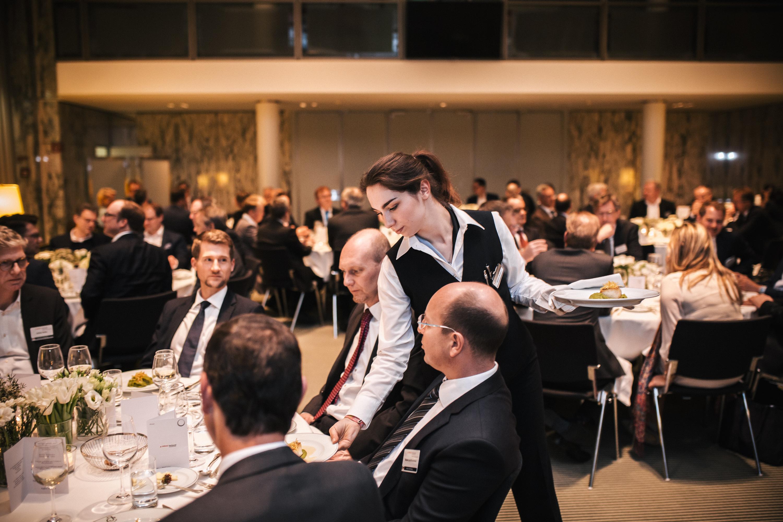 Gala-Dinner WIRAS Verbundsitzung 1. April 2019